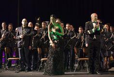 Ao lado da Banda Sinfónica da GNR | Love Cuca | Blog oficial da fadista Cuca Roseta #fado #fadista #fadistaportuguesa #cucaroseta