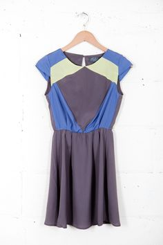 Deco Diamond Dress