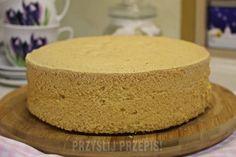 Biszkopt idealny Vanilla Cake, Food, Essen, Meals, Yemek, Eten