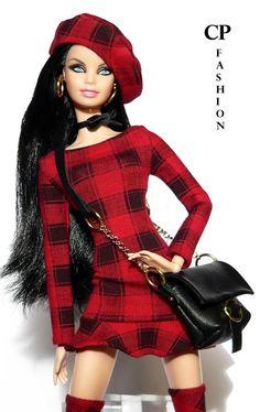 Barbie Custom Fashion by io2621967