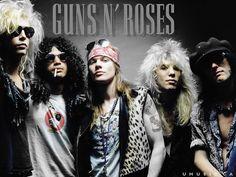 Guns N' Roses -bing.com/images