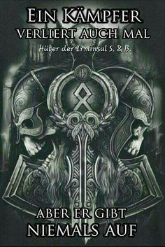 I am a warrior… – – Norse Mythology-Vikings-Tattoo Viking Symbols And Meanings, Norse Symbols, I Am A Warrior, Viking Warrior, Viking Men, Viking Runes, North Mythology, Viking Signs, Tattoo Signs