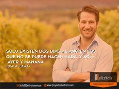 """#Frase de #Dia  Ingresa en: http://ift.tt/2pcw9de """"Solo existen dos díaal año en los que no se puede hacer nada: ayer y mañana""""  #contuccion #casa #house #home #hogar #nuevaesparta #vlencia #ventas #nuevo #familia #inversion #hoy #sabiasque #venezuela #panama #miami #moderno #construction #civilengineering #today #ingenierocivil #ingeniero #engineer #engineering #civil #work #construcaocivil ManejoDeRedes@nahaweb"""