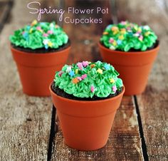 enter to win a Target promotions.  Love the Flower Pot cupcakes