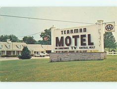 TEARMAN MOTEL Franklin Indiana IN
