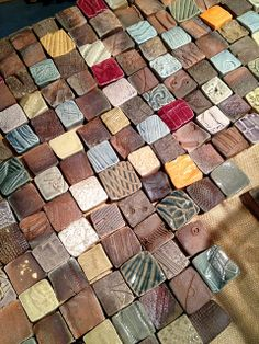"""""""Here & Now"""" tiles"""