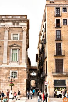 Barcelona is one of the oldest cities on the Iberian peninsula. Discover its past on this medieval route through the stories and legends of the Catalan capital. Barcelona Tourism, Iberian Peninsula, Old City, Past, Medieval, Roman, Trail, Old Things, Street View