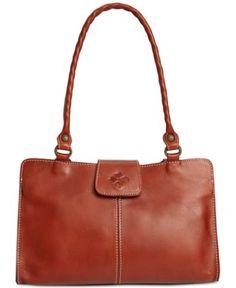 Patricia Nash Rienzo Satchel - Handbags & Accessories - Macy's