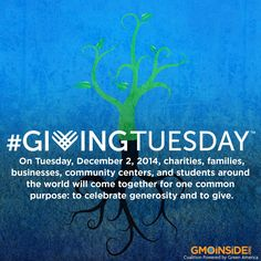 Support GMO Inside on Giving Tuesday! Donate to support our mission in getting GMOs and toxins out of our food supply. http://bit.ly/1w0kxXW #GMOs #food #toxins #cleaneats #givingtuesday