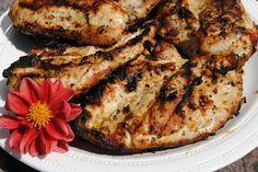 Lemon Grilled Chicken Recipe | Key Ingredient