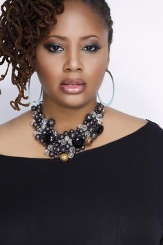 "Lalah Hathaway ~ Referred to as the First Daughter of Soul, is a contemporary R and jazz singer. She is the daughter of soul singer Donny Hathaway and a classically trained vocalist. In 1990, Lalah Hathaway released a self-titled album. The album's first single was ""Heaven Knows"", produced by Derek Bramble. The follow-up single was ""Baby Don't Cry"" produced by Angela Winbush."