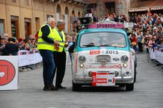 Mille Miglia 2015 in Siena, Toskana | Nostalgic Oldtimerreisen