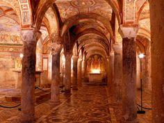 Anagni Italie   Les saints du jour (25 Septembre)