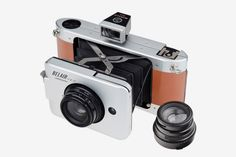 "#Lomography have introduced Belair X 6-12 Jetsetter, the world's first ever 6 x 12 auto-exposure medium format camera. Bringing a new level of lens quality to Lomographers, the camera combines all the features of a panoramic medium format camera ""without the excessive size."" Loaded with 120 film, the camera allows you to take pictures in three different formats - regular 6 x 9, 6 x 6 squares, and 6 x 12 panoramas. It also has an interchangeable lens system."