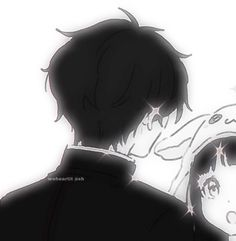 #matching #icons #couples #draincore #aesthetic Cute Anime Profile Pictures, Matching Profile Pictures, Cute Anime Pics, Matching Pfp, Matching Icons, Katsura Kotonoha, Cute Anime Coupes, Picture Icon, Gothic Anime