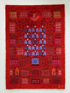 Dora Jung: Picu. 1935  Finnish rug