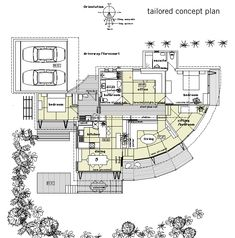 Powered Living | The Designs | Naturally Powered Contemporary Homes