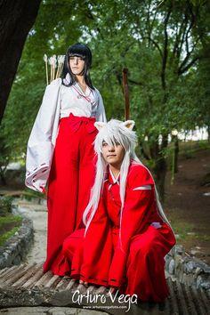 Kikyo & Inuyasha Cosplay http://geekxgirls.com/article.php?ID=6189