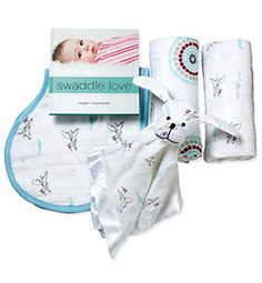 aden + anais Liam The Brave New Beginnings Gift Set - aden + anais Liam The Brave New Beginnings Gift Set makes the perfect baby shower gift for the new Newborn Baby Gift Set, Baby Gift Sets, Newborn Gifts, Baby Gifts, Baby Shower Gift Basket, Unique Baby Shower Gifts, Brave, Little Presents, Baby Store