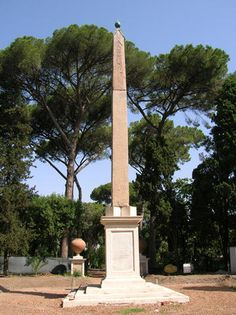 obelisco celimontano - roma