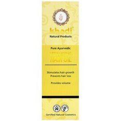 khadi vitalising hair oil hair treatment damaged hair