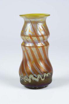 Vase Opal Phaenomen Gre 358 Loetz Glass Deco : Lot 6 000