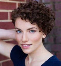 Curly Short Hairstyles Impressive 30 Curly Short Hairstyles For Womens  Pinterest  Curly Short