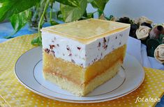 Ala piecze i gotuje Cake Recipes, Dessert Recipes, Avocado Hummus, Just Cakes, Food Cakes, Homemade Cakes, Cake Art, Vanilla Cake, Sweet Tooth