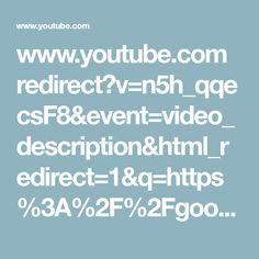 www.youtube.com redirect?v=n5h_qqecsF8&event=video_description&html_redirect=1&q=https%3A%2F%2Fgoo.gl%2FI37fwp&redir_token=vMSIzWQ_x2EGpKQ-3LdhdzAMJWR8MTUxMTM3NTMzOUAxNTExMzczNTM5