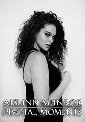 My main female character, Aislinn Munroe.  She is portrayed by the lovely model Jennie Runk.
