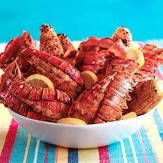 Barbecued Lobster Tails @ allrecipes.com.au
