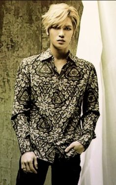 JJ Blonde Asian, Korean Pop Group, Kim Jae Joong, Under My Skin, Jaejoong, Jyj, Korean Artist, Tvxq, Korean Singer