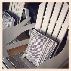 Adirondack chairs at Coastal Life