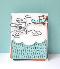 K and R Designs: In The Clouds