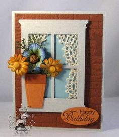 QFTD98 A Window for Terri_lb by Clownmom - Cards and Paper Crafts at Splitcoaststampers
