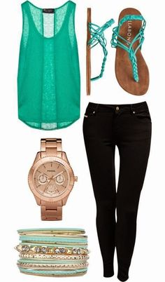 I like this for casual every day...easy for south florida weather
