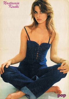 Image result for nastassja kinski