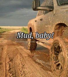 MakesaCountryGirlSmile Jacked Up Trucks, Dodge Trucks, Jeep Truck, Cool Trucks, Big Trucks, Pickup Trucks, Pick Up, Muddy Trucks, Country Trucks
