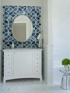 Unique Bathroom Mirrors Small Design, Pictures, Remodel, Decor and Ideas - page 22