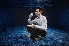 Ewelina i Janusz   Podwodna Sesja Ślubna Underwater, Fictional Characters, Under The Water, Fantasy Characters