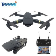 Teeggi M68 FPV RC Drone With Wide Angle HD Camera High Hold Mode Foldable Quadcopter Helicopter VS Eachine E58 VISUO XS809HW  Price: 62.42 & FREE Shipping   #computers #shopping #electronics #home #garden #LED #mobiles #rc #security #toys #bargain #coolstuff  #headphones #bluetooth #gifts #xmas #happybirthday #vr Angles, Rc Drone, Drones, Remote Control Toys, Wide Angle, Hold On, China, Free Shipping, Hobbies