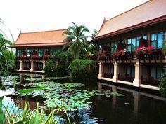 A heavenly hotel in Hua Hin