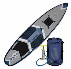 Airis SUV 11 Inflatable Standup Paddle Board <3 Click the image to view the details