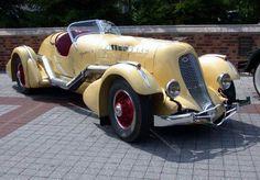 1934 Duesenberg Model SJ, Mormon Meteor Speedster