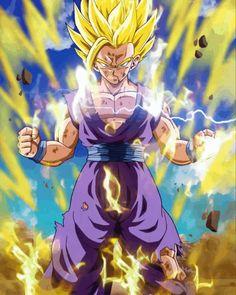 Dragon Ball Gt, Dragon Z, Manga Anime, Anime Art, Ssj2, Anime Characters, Martial, Artwork, Sasuke