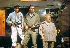 The Lost World (1960) David Hedison, Michael Rennie, Claude Rains