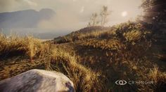 A Cave Along the Coast -  Cryengine 3 SDK  environment