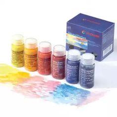 Stockmar watercolour paint set
