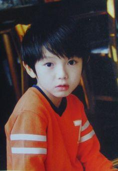 kanata hongo   so cute when he was young