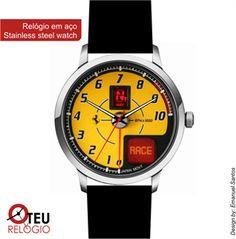 Mostrar detalhes para Relógio de pulso OTR PAINEL 009